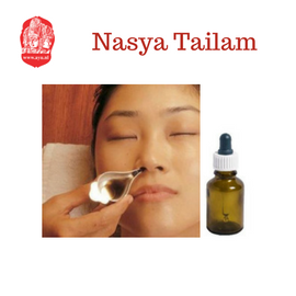 Nasya tailam