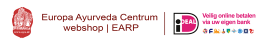 Webshop Europa Ayurveda Centrum